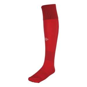 Player Sock 10-13 Rouge