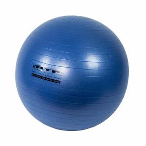 Ballon Exercice 65cm Bleu