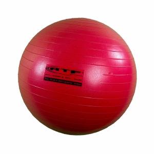 Ballon Exercice 55cm Rouge