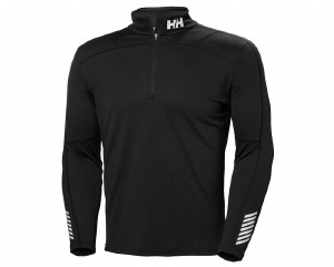 Lifa Active 1/1 Zip Noir M
