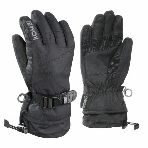 The Racer JR Glove Black XS