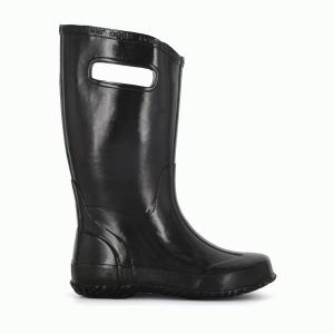 Rain Boot Solid Noir 13
