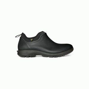 Sauvie Slip On Noir 8