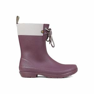 Flora 2 Eye Boot Violet 6