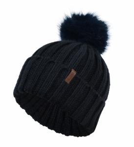 Tuque Pompon Noir