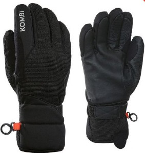The Wanderer Womens Glove Blac