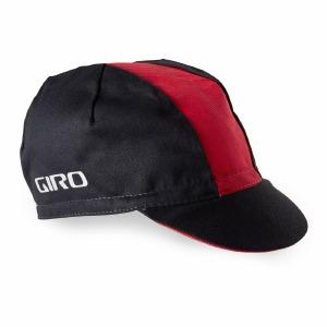 Classic Cap Black Red