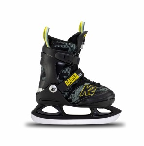 Raider Ice Camo Green Yellow 8