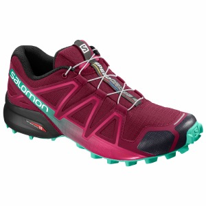Speedcross 4 W Beet Red 6.5