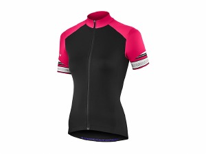 Legenda SS Jersey Black Pink X