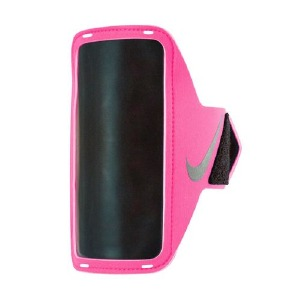 Lean Arm Band Pink Black Silve