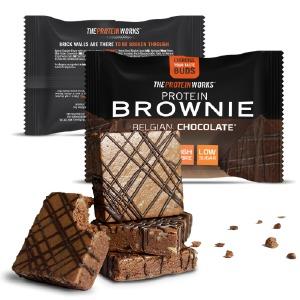 Protein Brownie Belgian Choc