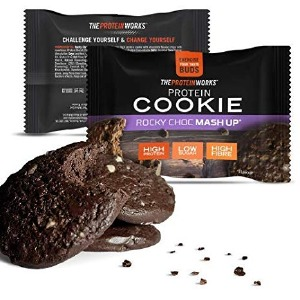 Protein Cookies Rocky Road Mas