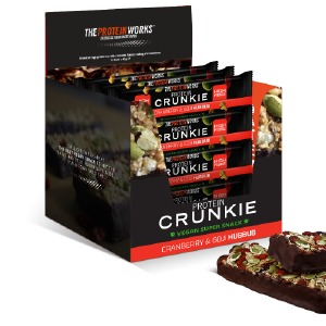Protein Crunkies Coconut Apric