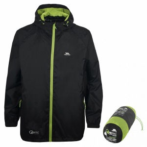 Qickpac Jacket Noir XXS