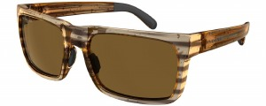 Pemby Stripe Demi Polarized