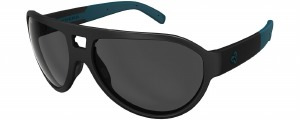 Hiline Matte Black Polarized