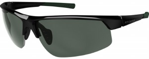 Saber Black Green Polarized