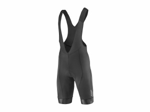 Rival Bib Short Black Grey S