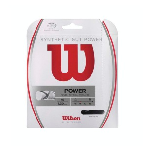 Synthetic Gut Power 16 Black