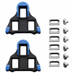 SPD SL Cleat Set SM-SH12 Blue2