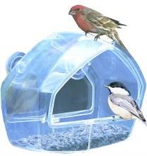 BIRD FEEDER WINDOW 8OZ