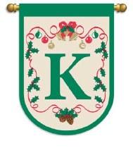 CMAS GARDEN FLAG X-MAS K