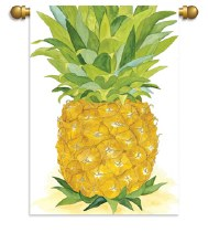 HOUSE FLAG PINEAPPLE