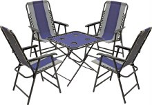 123    TABLE CHAIR 5-PC SET