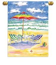 GARDEN FLAG BEACH UMBRELLA