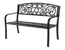 122   PARK BENCH WELCOME