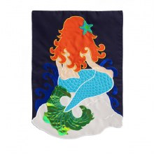 HOUSE FLAG MERMAID