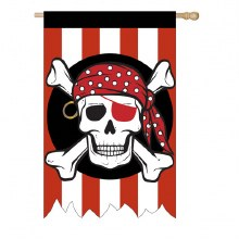 HOUSE FLAG PIRATE