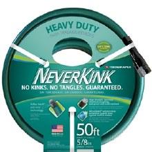NeverKink Heavy Duty Garden Hose 50ft
