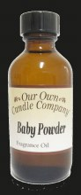 BABY POWDER OIL 1/2OZ