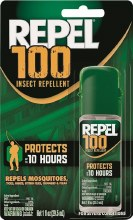 100 PERCENT DEET PUMP SPRAY