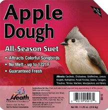 APPLE DOUGH SUET CAKE DD-13