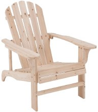 118   ADIRONDACK CHAIR NATURAL