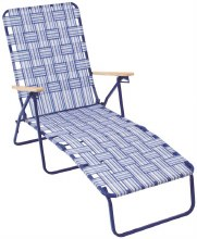 144   LOUNGER WEB STEEL