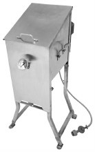 113    FRYER STAINLESS STEEL 4-GALLON