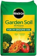 MG 1CF MIRACLE GRO GARDEN SOIL ALL PURP