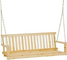124   PORCH SWING 4FT