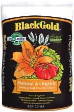 BLACK GOLD NAT & ORG POTTING SOIL 2CF