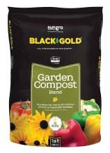 BLACK GOLD GARDEN COMPOST BLEND 1CU FT