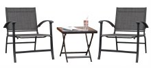 121     PATIO BISTRO SET 3PC REGENCY