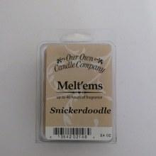 SNICKERDOODLE MELTEM