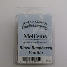 BLACK RASBERRY VANILLA MELTEM
