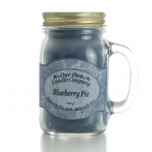CANDLE BLUEBERRY PIE