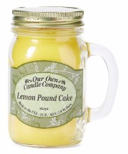 CANDLE LEMON POUND CAKE