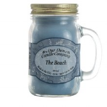 CANDLE THE BEACH